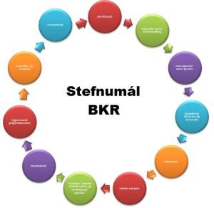 Stefnumál BKR 2014