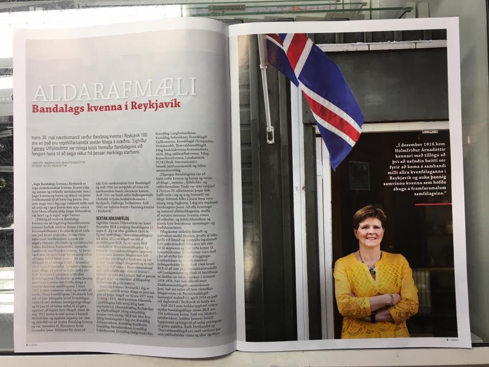 Bandalag kvenna í Reykjavík